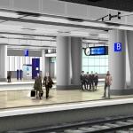 Flughafen Bahnhof BBI Ausbau
