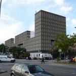 Neubau City-Hochhäuser