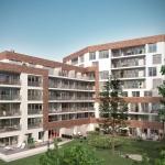 Wohnbebauung Q21 Baufeld 3