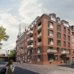 Wohngebäude Repsoldstrasse